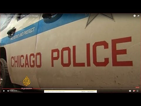 Gang-related violence on the rise in Chicago