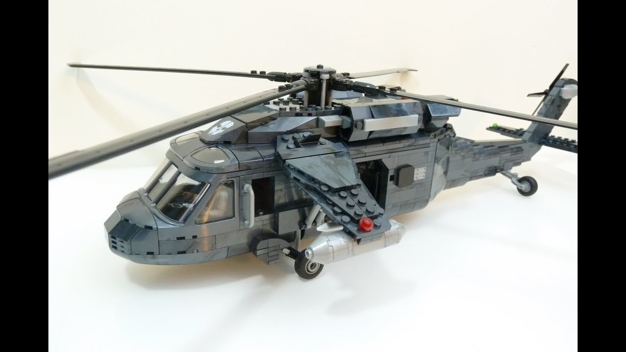 Mega Bloks Call Of Duty Ghosts Tactical Helicopter Review