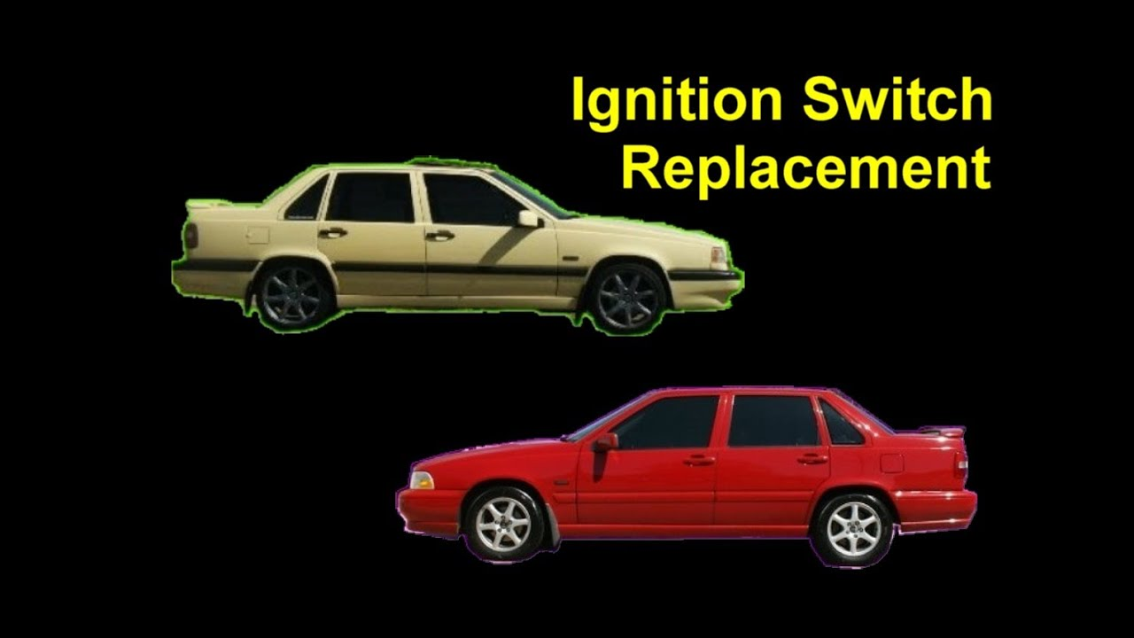 Volvo 850 Ignition Switch Wiring Diagram Start Building A 1995 940 Radio How To Replace The S70 V70 Xc70 Auto Rh Youtube Com 1996 Engine