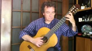 Valzer di Lupin (Classical Guitar Arrangement by Giuseppe Torrisi)