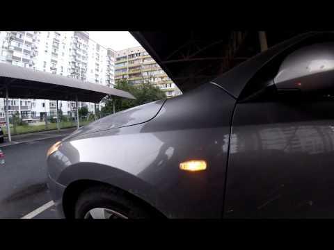 LED поворотники Hyundai i30