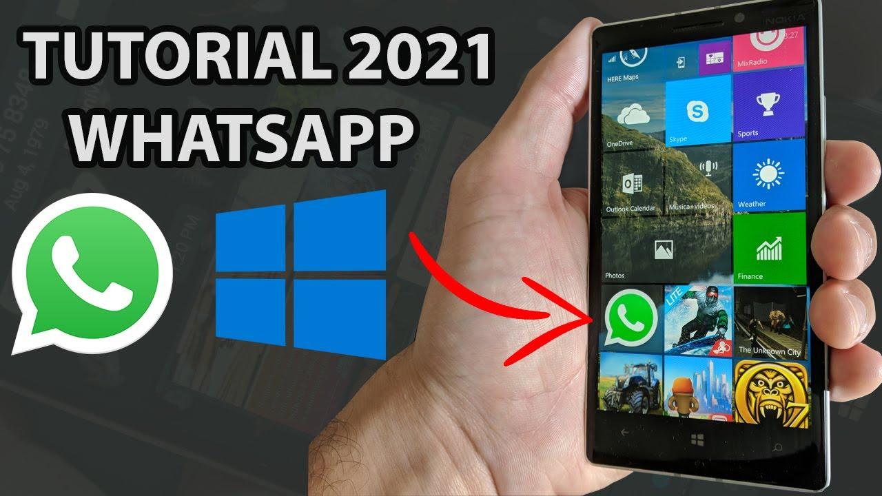 Whatsapp Messenger install to Nokia lumia 620
