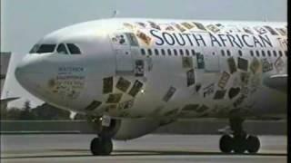 Plane Spotting JOHANNESBURG (1997)