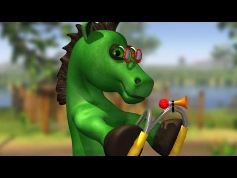 Caballo Verde - Canciones de la Granja de Zenón 2