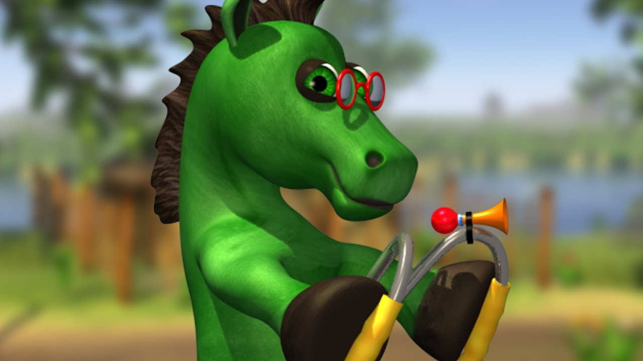 Caballo Verde Canciones de la Granja de Zenón 2 YouTube