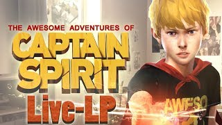 The Awesome Adventures of Captain Spirit - LIVE LP | Oli Streamt
