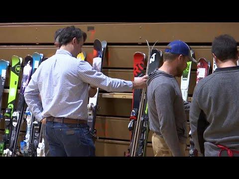 Ski Swap Held In Billings