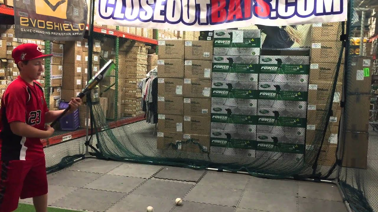 2016 Easton Mako -5 2-5/8 SL16MK5 Youth Big Barrel Bat closeoutbats com