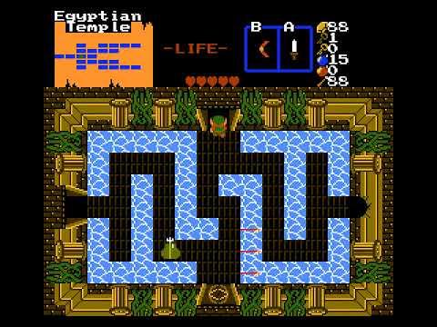 TK's Lets Play: Legend of Zelda - Temples of Turmoil Revamped 2017 (ZC) [Part 2]