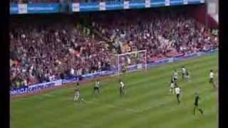 West Ham - Carlos Tevez 'The Great Escape'