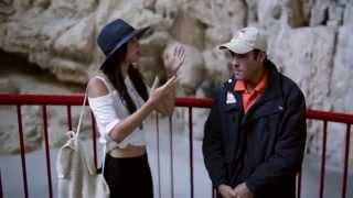 Sin Rumbo Fijo Nuevo León - Episodio 5 - Melissa Barrera (TURISMO MÉXICO)