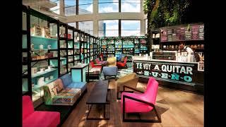 Cafe Dekorasyon ve Tasarım Fikirleri