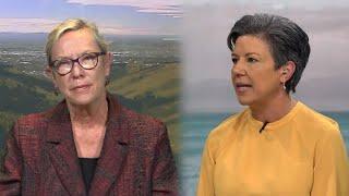 Paula Bennett, Ruth Dyson analyse Labour's resounding election win