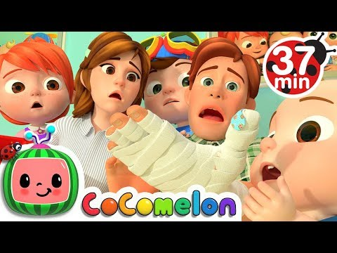 Boo Boo Song + More Nursery Rhymes & Kids Songs - CoComelon