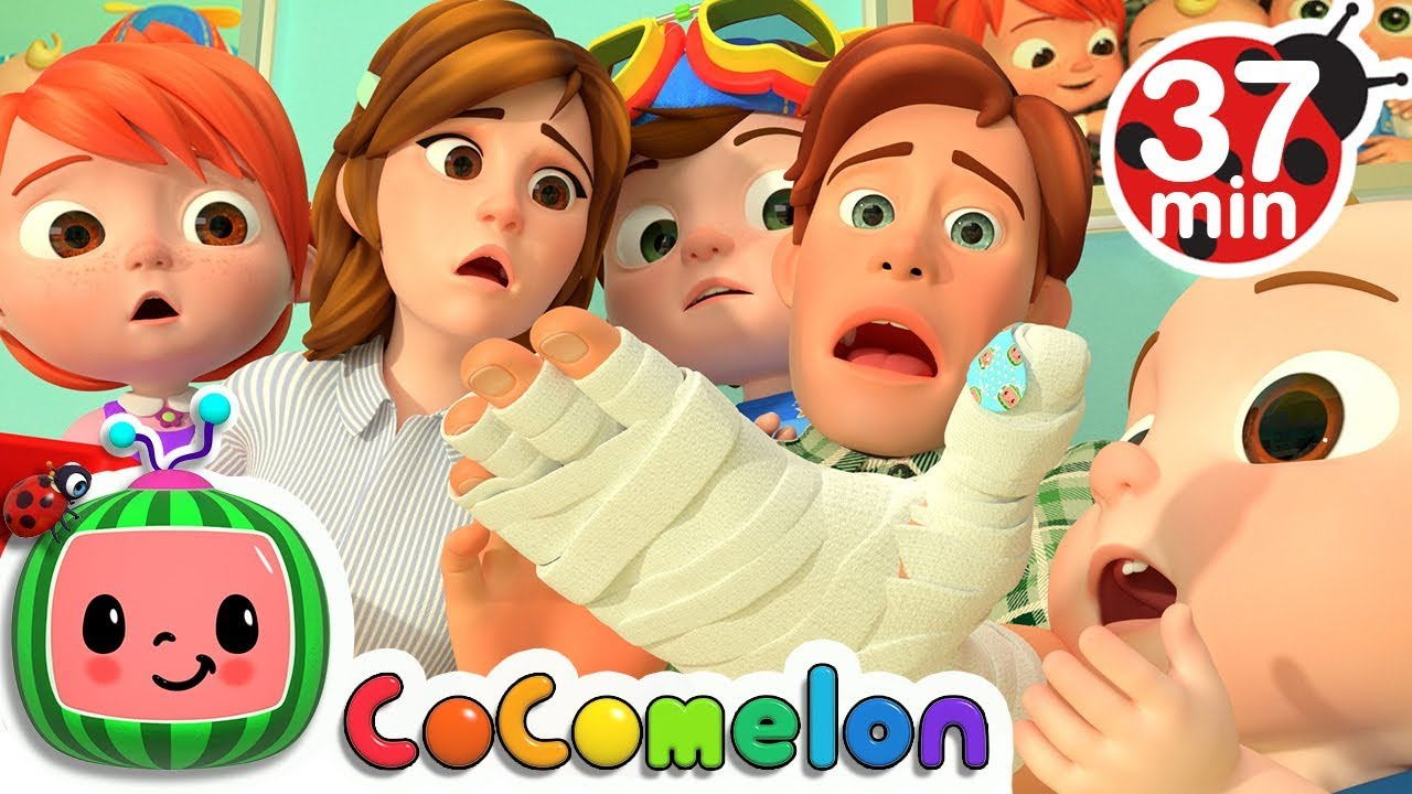 Download Boo Boo Song + More Nursery Rhymes & Kids Songs - CoComelon
