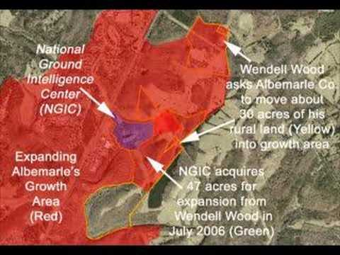A visual tour of the NGIC land deal