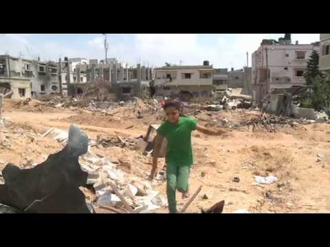 The occupied Palestinian territory 2014