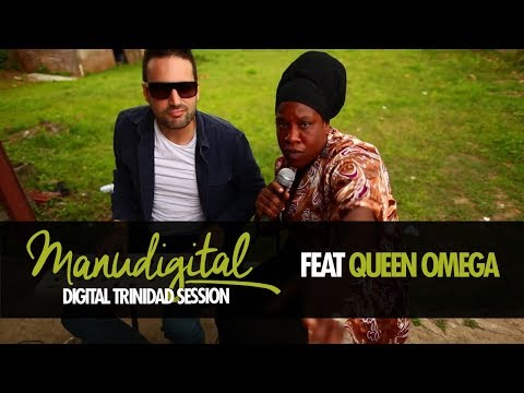 MANUDIGITAL & QUEEN OMEGA - DIGITAL TRINIDAD SESSION (Official Video)