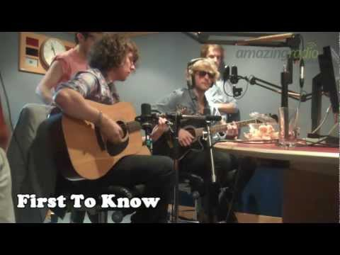 Collectors Club - First To Know | Amazing Radio The Saturday Show Chase Park Sessions