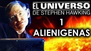 El Universo de Stephen Hawking 1x01 Alienigenas (2010)