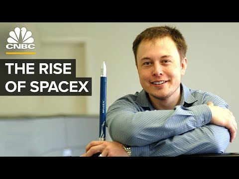 What SpaceX Means For Elon Musk\'s Mars Dreams