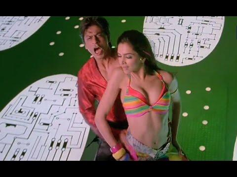 Shah Rukh Khan and Deepika Padukone in Billu Song Love
