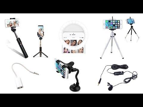 Базовый набор оборудования для стримов в соцсетях. Моя техника для съемки видео уроков.