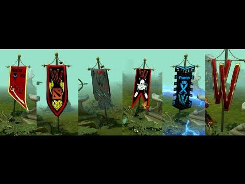 видео: Как создать флаги для команды в dota 2