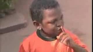 Funniest african little man