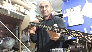 Divan bağlama yapım aşaması Cengiz usta+905363471501