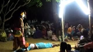 panchali Sabatham theru kuthu