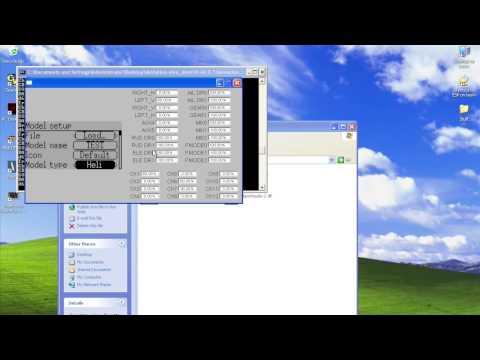 Deviation - Standard Menu GUI Interface setup