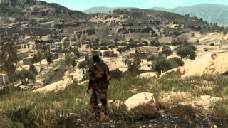 Metal Gear Solid 5 The Phantom Pain PS4 Gameplay HD