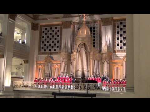 Ave Maria - Bach/Gounod - Philadelphia Boys Choir