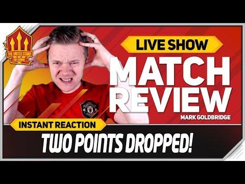 Goldbridge! Wolves 1-1 Manchester United Match Reaction