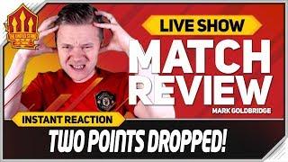 Goldbridge Wolves 1-1 Manchester United Match Reaction
