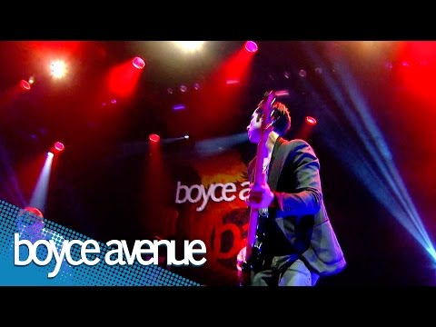 Music video Boyce Avenue - Every Breath (Live)