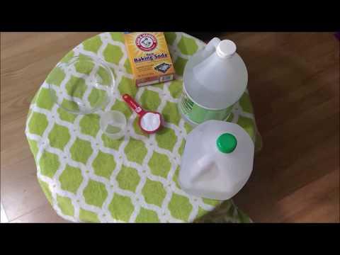 How to prepare organic dishwashing liquid at home?