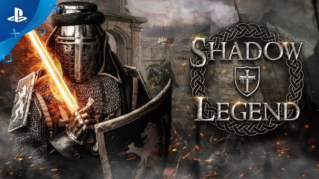 Shadow Legend VR - Release Date Trailer | PS VR