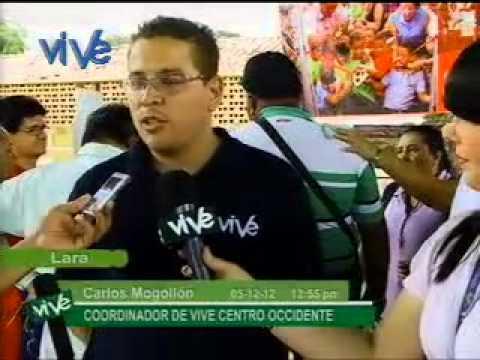 ViVe Centro Occidente tendrá nueva sede en el Municipio Palavecino del edo Lara