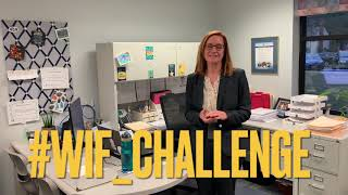 Challenge accepted! mrs. michelle cramer, our first-year assistant superintendent of human resources and the former dake jr. high school elementary princ...