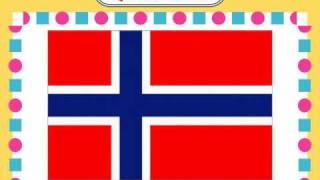 国旗が次々に登場します。どこの国の国旗でしょうか? http://kokki.goz...
