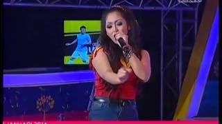 Repeat youtube video Dangdut Koplo Mela Barbie Colak Colek Goyang Hot Live Show ANTV