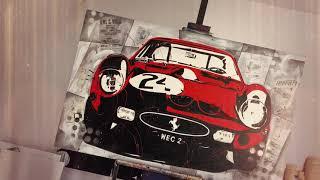 1963 Ferrari by Eric Waugh