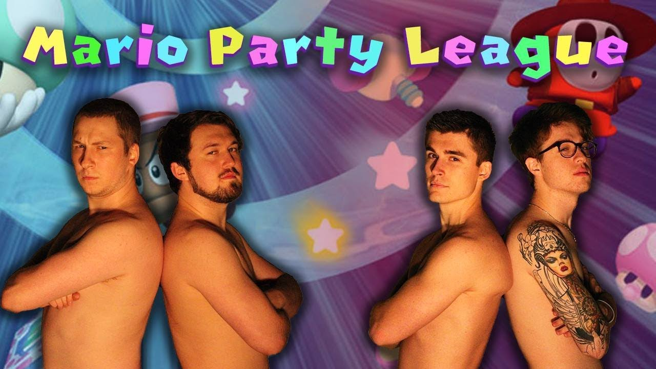 Download Mario Party League - You Sure Aren't Hung, Lud vs. Tight and Dry