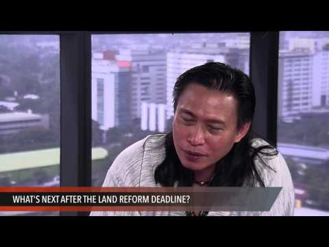 What's next after the land reform deadline?