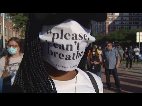 'What We Saw Was Murder': Protesters Gather In Downtown Dallas In Honor Of George Floyd, Breonna Tay