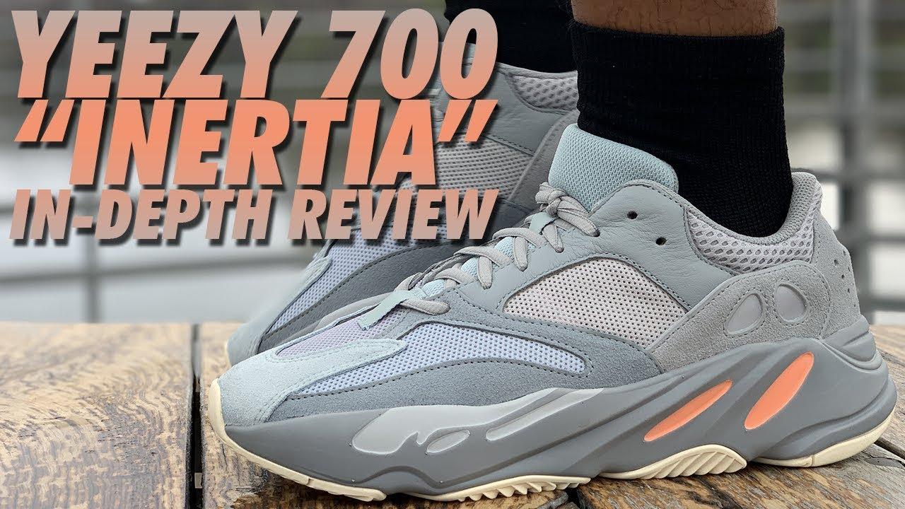 ee566f4fd25 YEEZY 700 INERTIA IN-DEPTH REVIEW! - YouTube