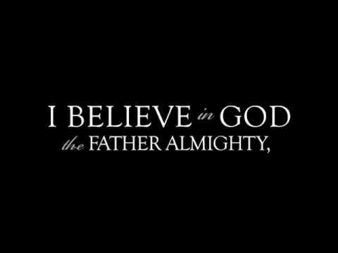 ·• Free Watch Apostles' Creed - Abridged Version