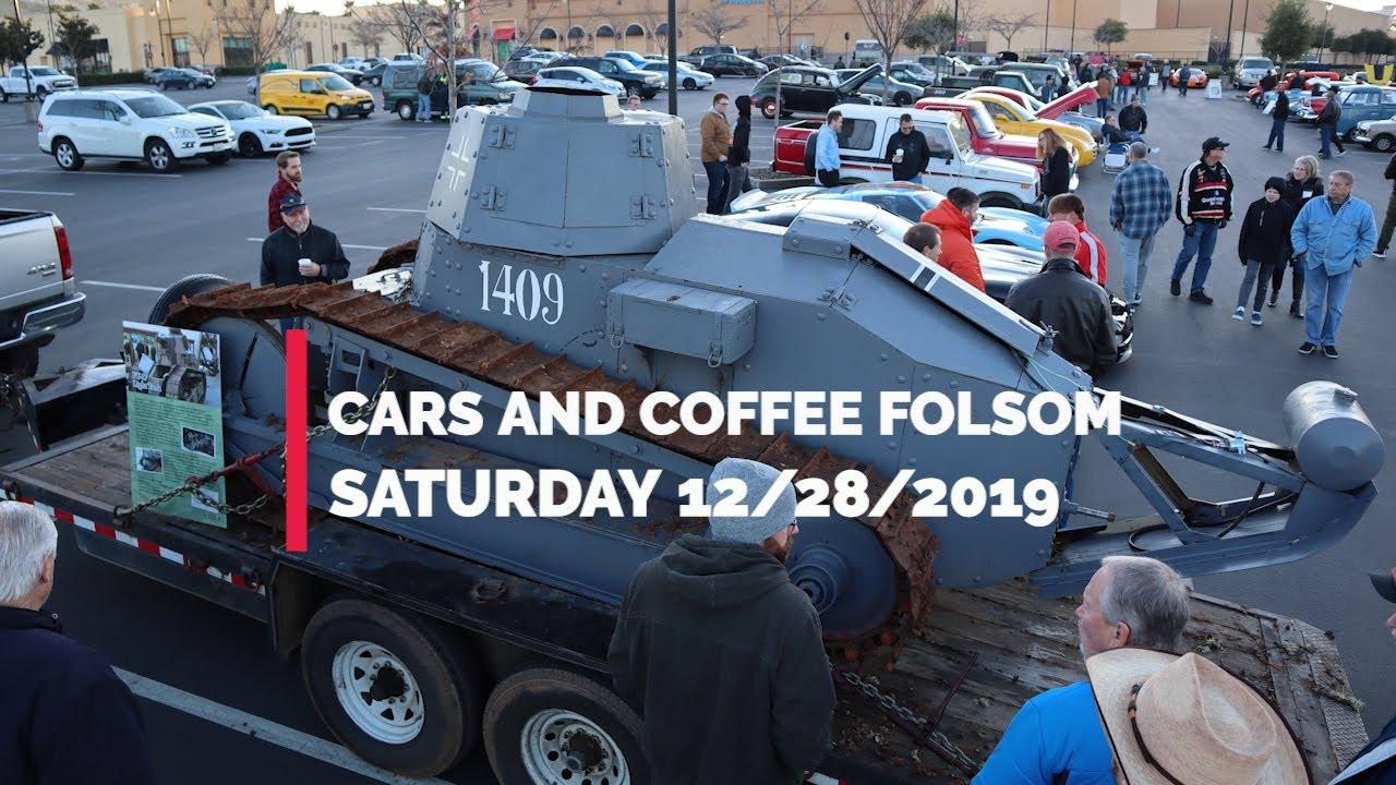 Cars And Coffee Folsom 12 28 2019 Lamborghini Mclaren